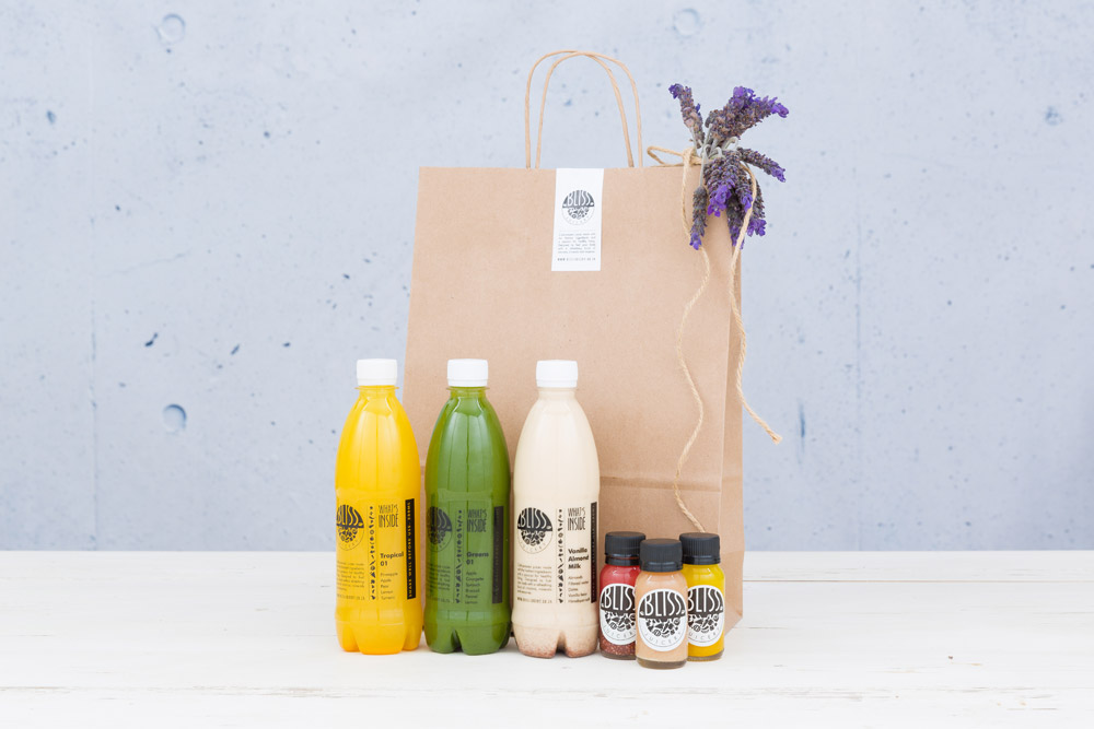 About Bliss Juicery
