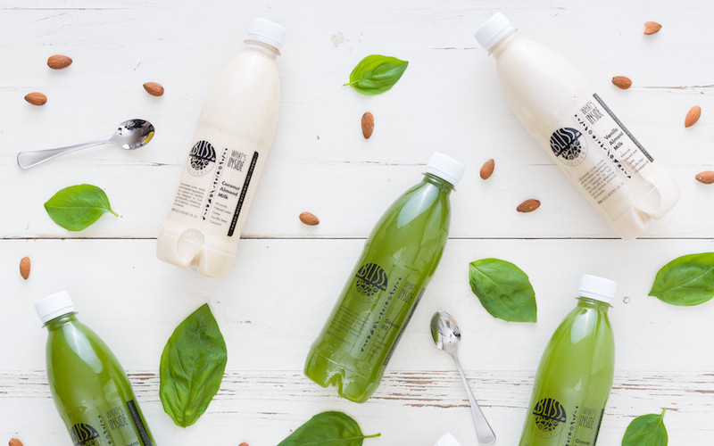 BLISS JUICERY PUTS THE BLISS BACK INTO YOUR BODY
